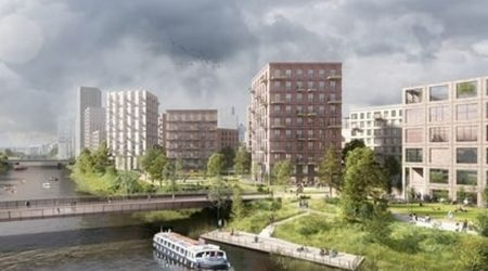Major plans to regenerate a brownfield site in the heart of Cardiff have been revealed.