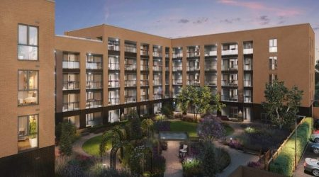 Breaking ground for ground-breaking new homes